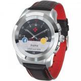 MyKronoz ZeTime Premium chytré hodinky 39 mm stříbrné