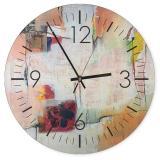 Nástěnné hodiny - Abstraction 2 60x60 cm