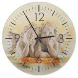 Nástěnné hodiny - Angels 40x40 cm