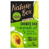 Nature Box Tuhé sprchové mýdlo Avocado Oil  150 g