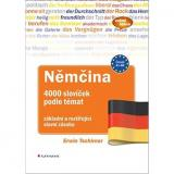 Němčina 4000 slovíček podle témat