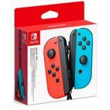 Nintendo Switch Joy-Con ovladače Neon Red/Neon Blue