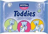 NIVEA Baby Multi ubrousky Toddies 60ks,NIVEA Baby Multi ubrousky Toddies 60ks