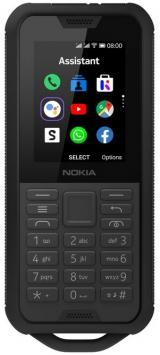 Nokia 800 Tough, Black - rozbaleno