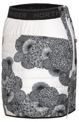 Northfinder Dámská sukně Helenia SU-4550SNW 377 White L