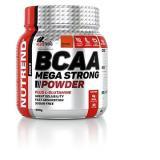 Nutrend BCAA Mega Strong Powder, 300 g, pomeranč