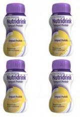 Nutridrink Compact s přích.Banán perorální roztok 4x125ml,Nutridrink Compact s přích.Banán perorální roztok 4x125ml
