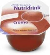 Nutridrink Creme s příchutí čokoládovou 4x125ml