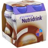 NUTRIDRINK S čokoládovou příchutí 4 x 200 ml