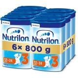 Nutrilon 3 Batolecí mléko 12   6× 800 g