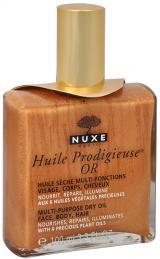 Nuxe Multifunkční suchý olej se třpytkami Huile Prodigieuse OR  100 ml
