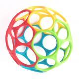 OBALL Hračka Classic 10 cm 0 m  mix barev