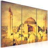 Obraz na plátně - Oriental inspiration - retro style