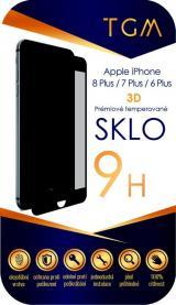 Ochranné sklo TGM 3D pro Apple iPhone 6 /7 /8  černé