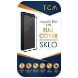 Ochranné sklo TGM Full Cover pro Huawei P30 Lite černé