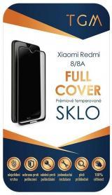 Ochranné sklo TGM Full Cover pro Xiaomi Redmi 8/8A černé