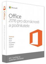 OFFICE 2016 HOME AND BUSINESS CZ P2