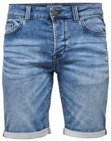 ONLY&SONS Pánské kraťasy Ply Sw Blue Shorts Pk 2019 Noos Blue Denim 29