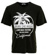 ONLY&SONS Pánské triko Promto Ss Reg Tee Black S