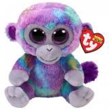 Opička Zuri, plyšová figurka z kolekce TY Beanie Boos. 15 cm. Pro děti od 3 let. Figurka