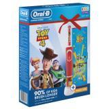 Oral-B El.kart. Vitality dět. Toy Story cest.pouz.