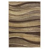 Oriental Weavers koberce Kusový koberec Portland 1598 AY3 D,   200x285 cm Hnědá - Vrácení do 1 roku ZDARMA