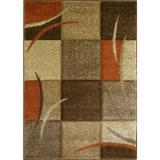 Oriental Weavers koberce Kusový koberec Portland 3064 AY3 J,   133x190 cm Hnědá - Vrácení do 1 roku ZDARMA