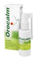 Orocalm 1.5mg/ml orální sprej 30ml,Orocalm 1.5mg/ml orální sprej 30ml