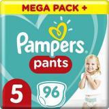 PAMPERS Pants Junior vel. 5  - Mega Box