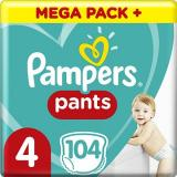 PAMPERS Pants Maxi vel. 4  - Mega Box