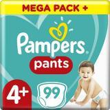 PAMPERS Pants Maxi  vel. 4   – Mega Box