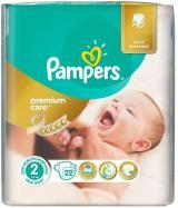 Pampers Plenky Premium Care 2  22ks