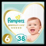 Pampers Premium Care 6  38 Ks