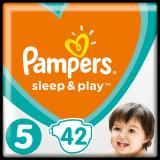 Pampers Sleep&Play Economy 5 Junior - 168 Ks