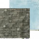 Papír 30,5x30,5 - Adventure Awaits 03 - 12