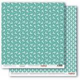 Papír 30,5x30,5 - Edge Of Town - Cards 2  90161