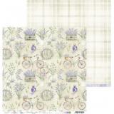 Papír 30,5x30,5 - Lavender Hills 05 - 12