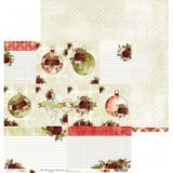 Papír 30,5x30,5 - My Christmas Wish 06 - 12