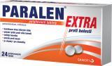 Paralen Extra proti bolesti 24 potahovaných tablet,Paralen Extra proti bolesti 24 potahovaných tablet