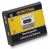 PATONA baterie pro foto Nikon EN-EL19 600mAh