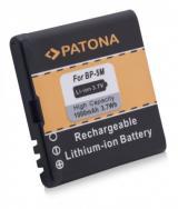 PATONA baterie pro mobilní telefon Nokia BP-5M 1000mAh 3,7V Li-Ion