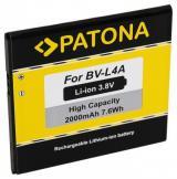 PATONA baterie pro mobilní telefon Nokia BV-L4A 2000mAh 3,8V Li-lon