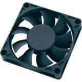 Pc ventilátor akasa, ak-179bkt-c, 70 x 70 x 15 mm
