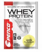 PENCO Proteinový nápoj WHEY PROTEIN sáček 25g Vanilka,PENCO Proteinový nápoj WHEY PROTEIN sáček 25g Vanilka