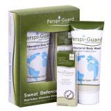Perspi-Guard proti nadměrném pocení deospray 30 ml   antibakteriální sprchový krém 200 ml dárková sada