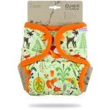 PETIT LULU  Svrchní kalhotky pat - lesní zvířátka
