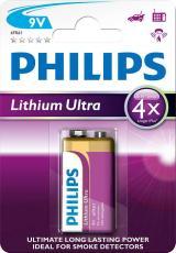 Philips baterie 9V Ultra lithium