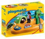 PLAYMOBIL Pirátský ostrov  9119