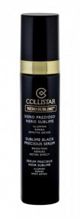 Pleťové sérum Collistar - Nero Sublime 30 ml