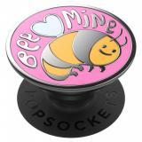 PopSockets PopGrip Gen.2, Bee Mine Enamel, včelička, smaltovaný povrch